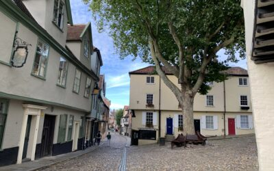 Best places to find a covid-safe coffee in Norwich